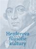 Herderova filosofie kultury Herder a německé osvícenství